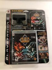 The Eye of Judgment Sony PlayStation 3 2007 Eye Camera Game Bundle Brand New