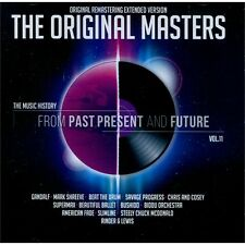 THE ORIGINAL MASTERS From the Past Present & Future Vol 11 EXTENDED TRACKS CDS
