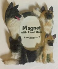 Akita Dog Mini Magnet Frame W/Easel Back New