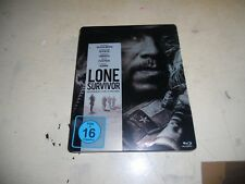 Blu-Ray--Lone Survivor--Mark Wahlberg----(Blu-ray , Steelbook)