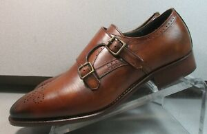 242874 MSi60 Men's Shoes Size 9 Made in Italy Johnston Murphy