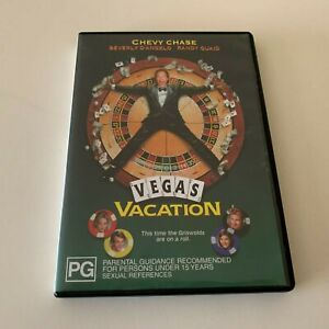 Chevy Chase VEGAS  Vacation DVD R4