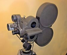 Bell & Howell 35mm  Eyemo Spyder Turret Cine Camera. Military Surplus Clean!