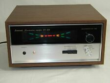New listing Sansui Ra-500 Reverb Reverberation Amplifier & All Accessories - Mint!
