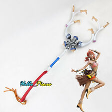 Final Fantasy XIII Oerba· Dia·Vanille Fishing Pole Weapon PVC Cosplay Prop 43""