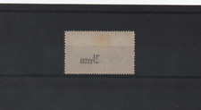 PERSIA/IRAN 1935 VARIETY 4 ch. OVERPRINTED  IRAN FRONT AND ON BACK HINGED MH