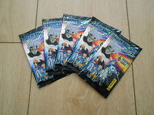 DRAGONBALL GT Serie 1 - Trading Cards - Panini 1998 - Dragon Ball - 5 Sobres
