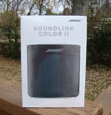 Bose SoundLink Color Bluetooth Speaker II - Black New Sealed Sound Link 2