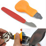 Watch Back Cover Case Opener Remover Battery Change Watchmaker Repair Tool Kit T