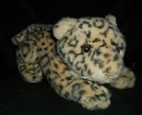 VINTAGE WESTCLIFF COLLECTION SPOTTED LEOPARD / CHEETAH STUFFED ANIMAL PLUSH TOY