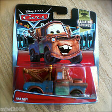 Disney PIXAR Cars MATER diecast 2015 RADIATOR SPRINGS theme 1/19 original tow