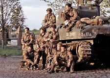 Band of Brothers Cast Tank POSTER