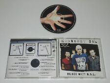 MIDNIGHT OIL / 20,000 Watt r.s.l. (Columbia 488866 2) CD Album
