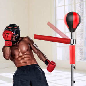 Freistehende höhenverstellbare Kinder Boxing Punch Ball Bag Set Sport