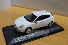 Minichamps 400120000 Alfa Romeo Giulietta 2010 Blanco 1/43 #NEW