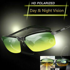 Tac HD+ Polarized Day Night Vision glasses Men Driving Sports Aviator sunglasses
