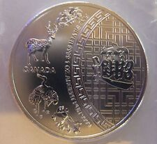 2014 Canadian Five Blessings 1oz Troy Ounce .9999 Silver Bullion Coin