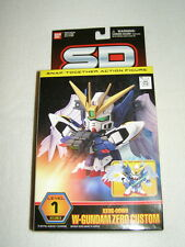 SD Gundam Wing  Gundam Zero Custom 1/144 scale model