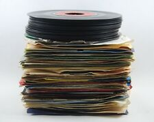 45 rpm LOT --- 100 POP country ROCK vinyl RECORDS -- for JUKEBOX playable VG+ 7""