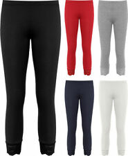 Regular Size Leggings Stretch Pants for Women
