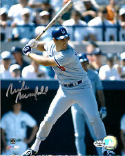 MIKE MARSHALL LOS ANGELES DODGERS SIGNED AUTOGRAPHED 8X10 PHOTO W/COA
