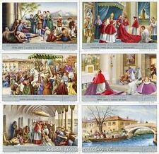 Chromo Liebig Sang. 1737 ITA San Carlo Borromeo ANNO 1960