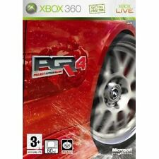 Project Gotham Racing 4 XBox 360 New and Sealed Original UK Version PGR 4