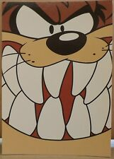 Htf Official & Collectible Looney Tunes Post Card 'Taz'