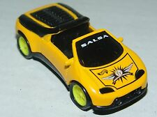Hot Wheels Pontiac Salsa Black Interior Final Run Yellow Sp6's Malaysia 1999