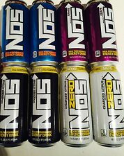 NOS Energy Drink Variety Pack - 8 pack
