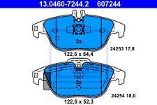ATE Pastiglie Freno posteriore MERCEDES C CLASSE E (w204 c204 s204 a207 c207)