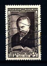 FRANCE - FRANCIA - 1952 - H. Poincaré, matematico e filosofo