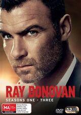 Ray Donovan : Season 1-3 (DVD, 2016, 12-Disc Set)
