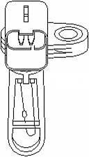 Citroen Nemo Aa 2008-2016 Temperature Temp Sensor Replacement Spare Part