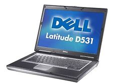DELL LATITUDE D531 AMD TURON 64 X2, 2 GHz 250 GB HD WIN 10 PRO SCHOOL SURPLUS