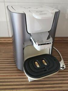Philips senseo latte duo mit Mangel, HD 7857/20, weiß