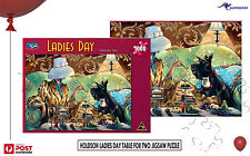 Holdson Ladies Day Table for Two Trish Biddle 1000 Piece Jigsaw Puzzle BNIB