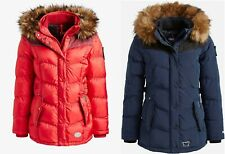 "Khujo ""Winsen4"" Damen Winter Jacke Parka Outdoor Fell Kapuze UvP: € 219,95"