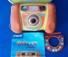 Vtech Digital Camera - Kidizoom - unisex & Carry Case , Bundle.