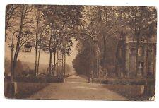abbaye des vaulx-de-cernay , porte d'entrée