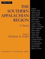 Southern Appalachian Region : A Survey Paperback