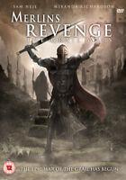 Merlin's Revenge - The Grail Wars DVD (2014) Miranda Richardson, Barron (DIR)