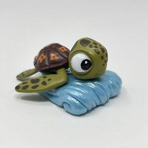 "Disney Pixar Finding Nemo Squirt Turtle 2.5"" Cake Topper PVC Figure"
