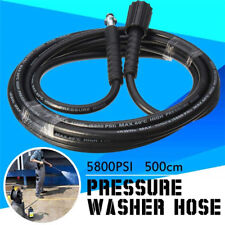 5800psi High Pressure Washer Drain Cleaning Water Hose Cleaner for Karcher