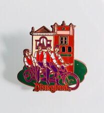 Disney DLR Disneyland 1998 Attractions Main St. Dapper Dans Quartet Pin 452