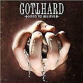 Need To Believe, Gotthard CD | 0727361230524 | New