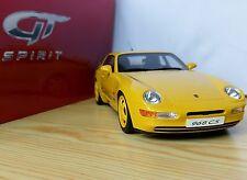 1:18 GT Spirit GT129 PORSCHE 968 CLUB SPORT, BRAND NEW & BOXED, pas 911, 944