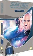 STAR TREK: THE NEXT GENERATION, Season 1 (7 DVDs) OVP