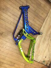 "Giant ATX DH 2 Two Frame Mountain Bike MTB 18.5"" Retro 26"" Blue & Green Downhill"