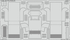 eduard 36289 1/35 Armor- M4A1 Deep Wading Kit for Eduard